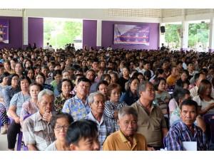 ข่าวประชาสัมพันธ์ : การประชุมผู้ปกครองนักเรียน ครั้งที่ 1 ปีการศึกษา 2560