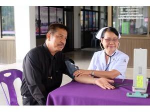 ข่าวประชาสัมพันธ์ : โรงพยาบาลเวียงสาร่วมกับสภากาชาดจังหวัดน่าน ออกรับบริจาคโลหิต
