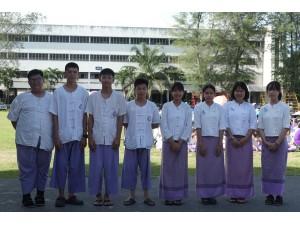 ข่าวประชาสัมพันธ์ : ผู้อำนวยการโรงเรียนสากล่าวแสดงความยินดี นักเรียนผู้ผ่านรอบแรกการสอบชิงทุก AFS
