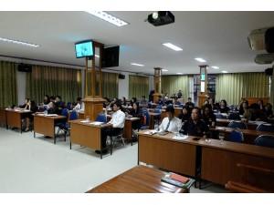 ข่าวประชาสัมพันธ์ : การประชุมคณะผู้บริหารและคณะครู ใน สหวิทยาเขตน่าน 1