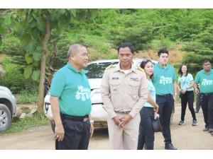 ข่าวประชาสัมพันธ์ : โครงการปลูกป่าเพื่อฟื้นฟูผืนป่าที่ถูกบุกรุก